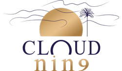 logo couleur du bâoli pour le skybar cloud nine